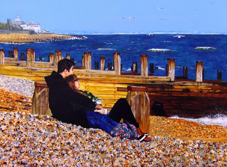 Love on a sea breeze - Image 0