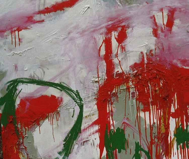 Pink Ground #7 -