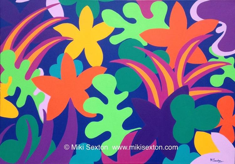 Tropical Garden III - Image 0