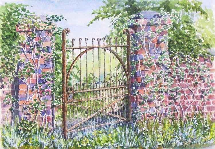Rusty Gate -