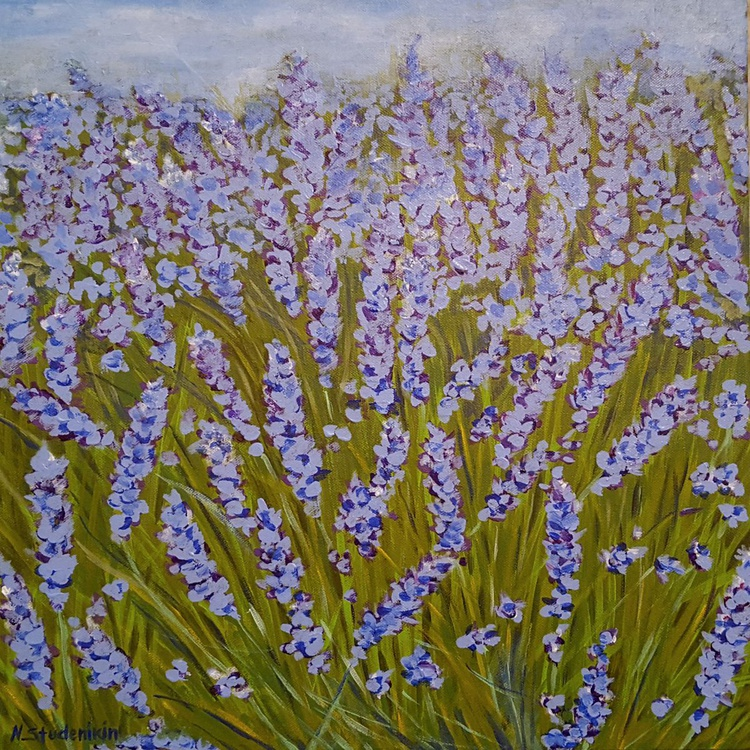 """""""The soul of Provence"""". Lavender. - Image 0"""