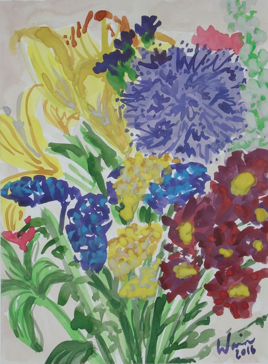 Flower bouquet III - Image 0
