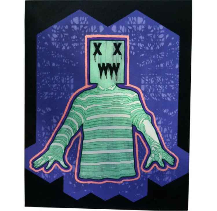 XwwX - Slap Man Specter - Illuniati Inverse -