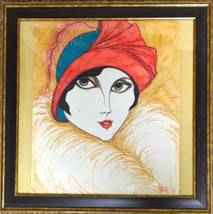 Flapper Girl 1 - Image 0