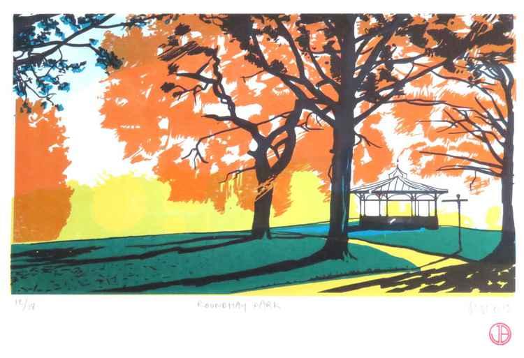 Roundhay Park -