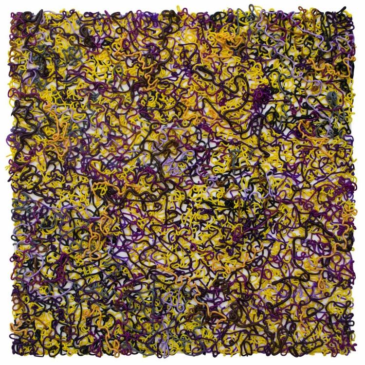 Spring Blow-Off (80x80cm) - Image 0