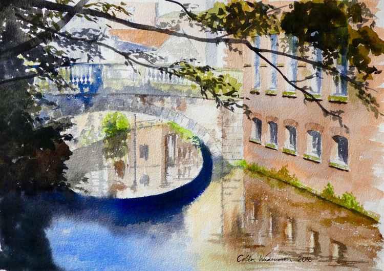 Foss Bridge, York -