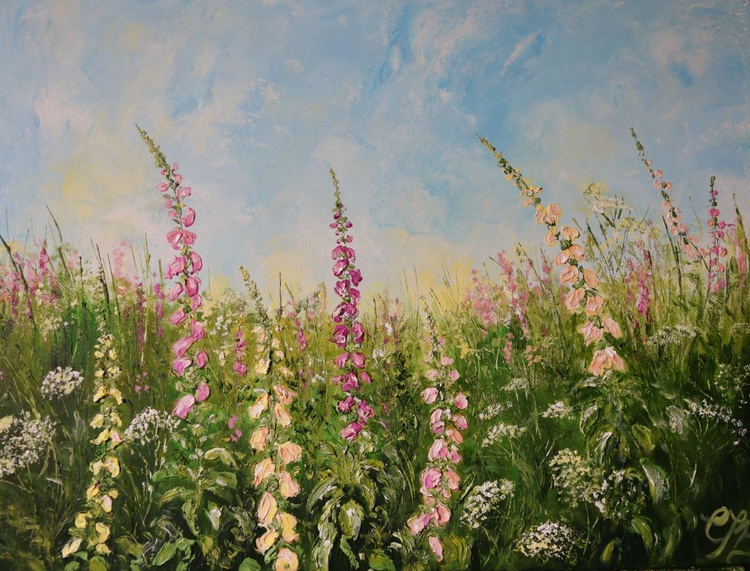 Summer Hedgerow - Image 0