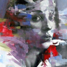 """""""Kaleidoscope, 2017"""" by Patricia  Ariel"""