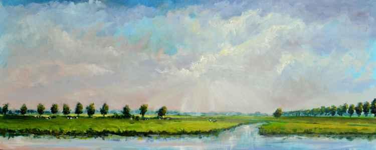 Hollands landscape -