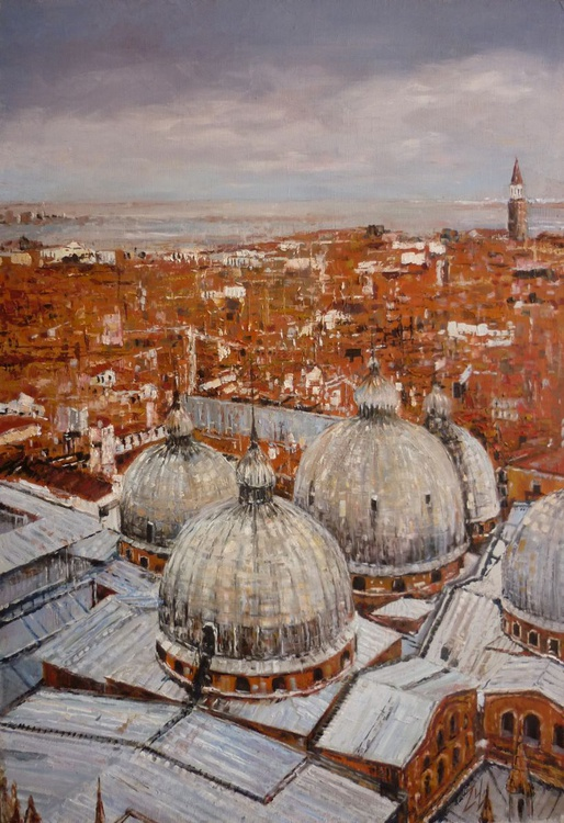Rooftops in Venice - Image 0
