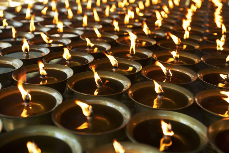 Oil lamps - Image 0