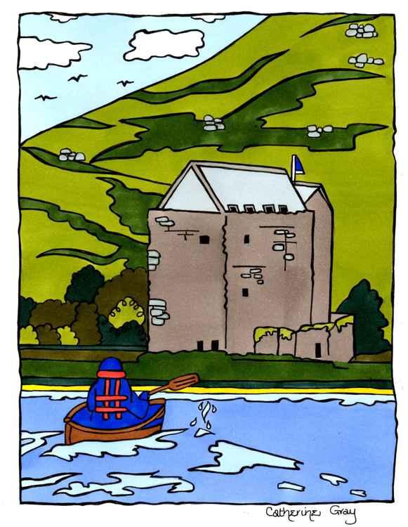Carrick Castle -