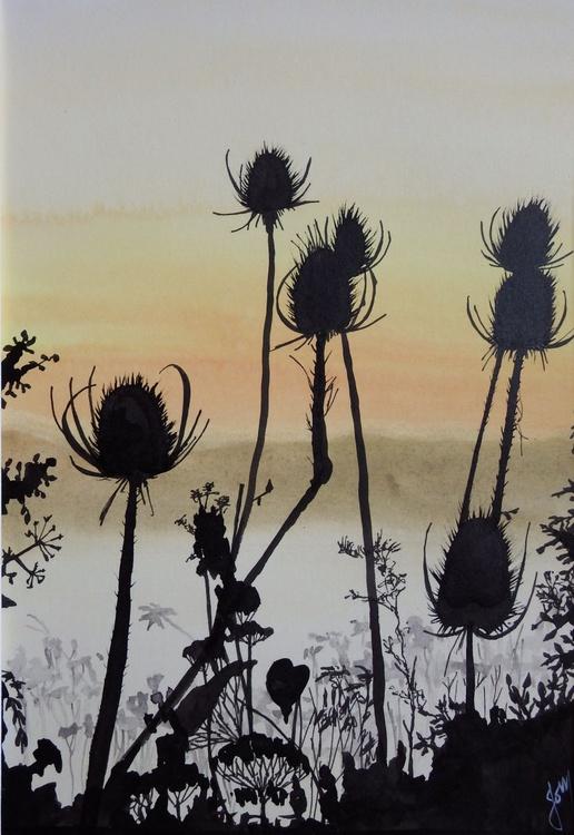 Somerset Teasels - Image 0