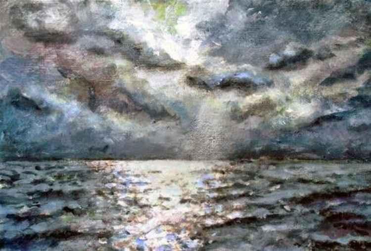 Storm Oosterschelde