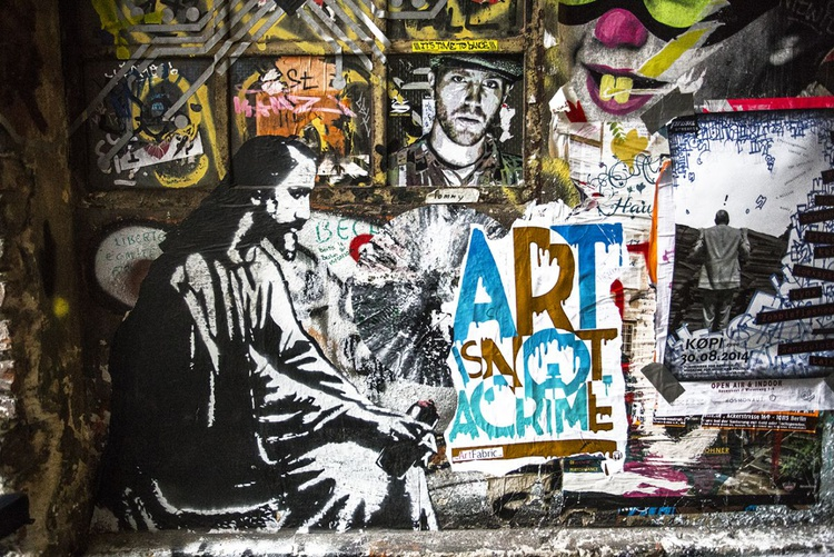 Art is not a Crime - Image 0