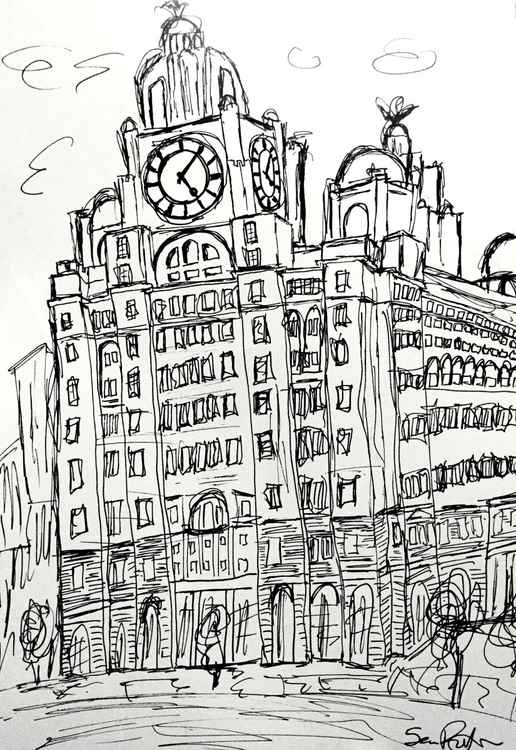 Liver Building -