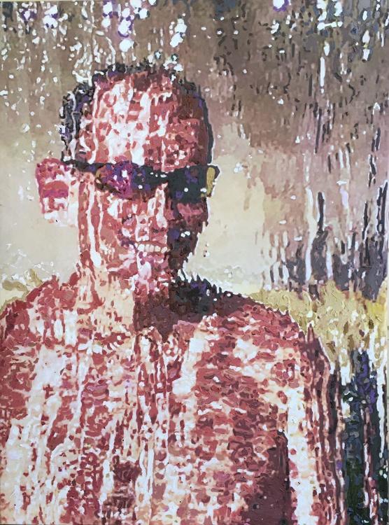 Self Portrait Underwater - Image 0