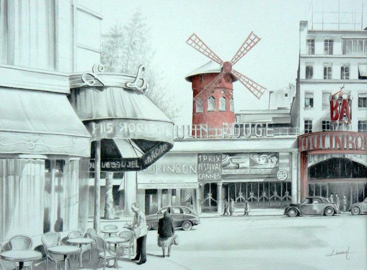 Moulin Rouge - Paris - France - Image 0