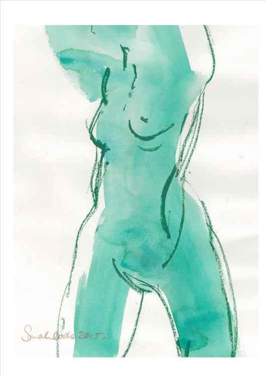 Woman's Torso -