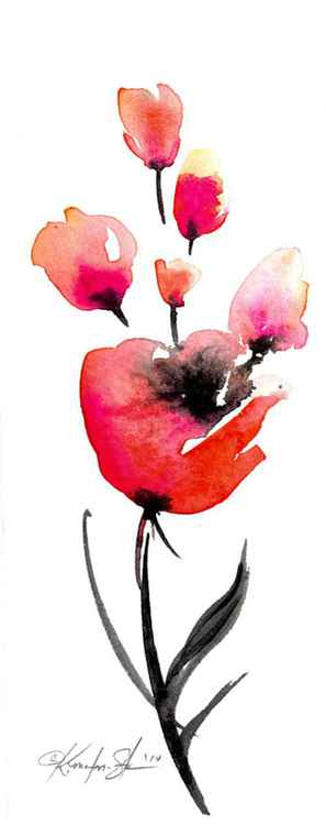 Floral No. 13 -