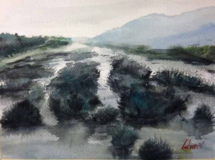 River view -