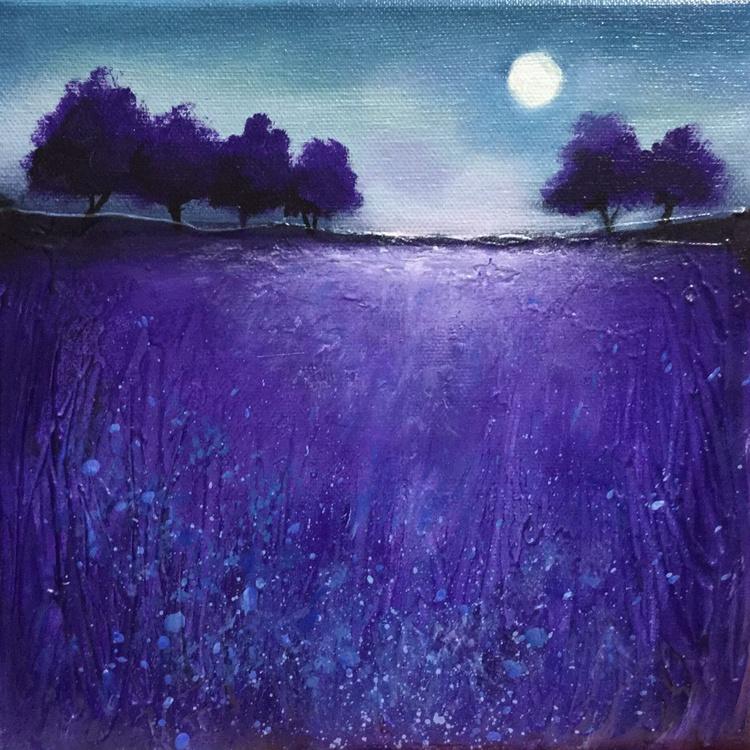 Moonlit trees 2 - Image 0