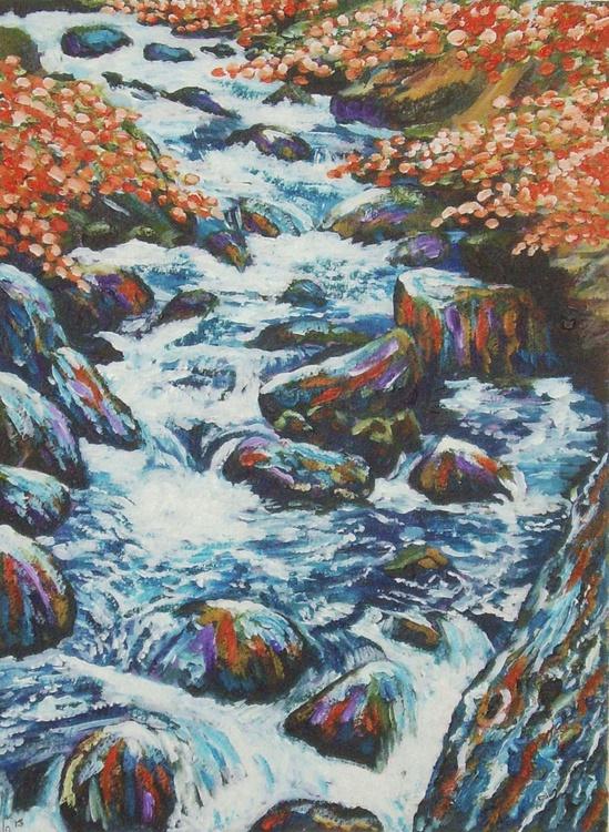 Padley Gorge Colours - Image 0
