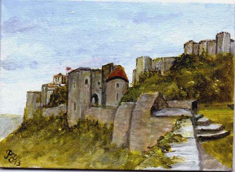 Dover Castle -