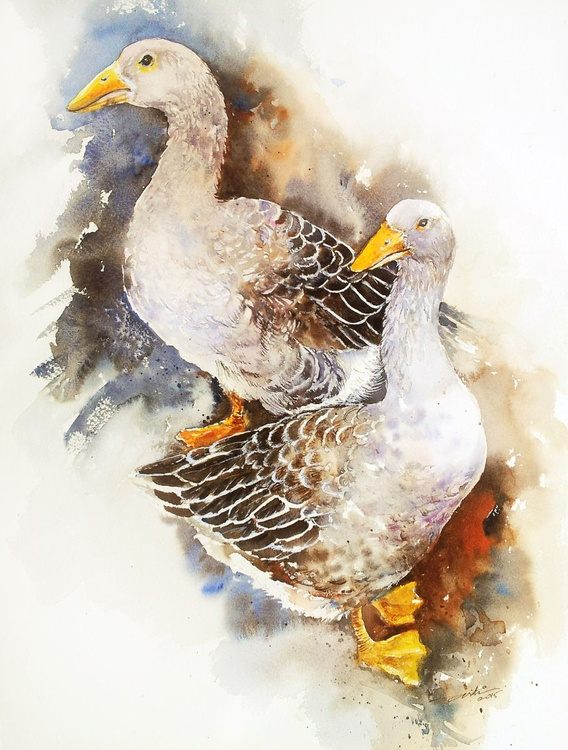 Wild Geese - Image 0