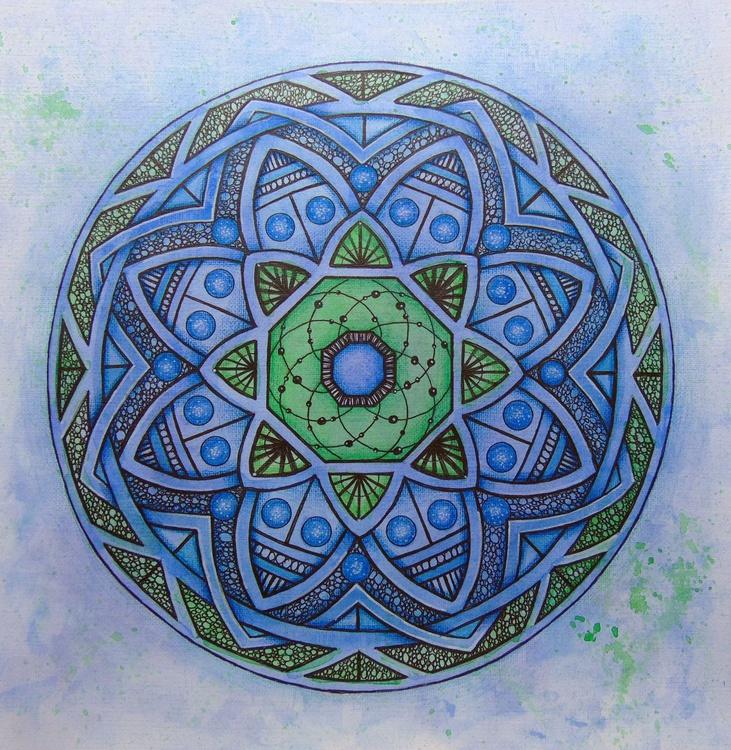 greeny)blue - Image 0