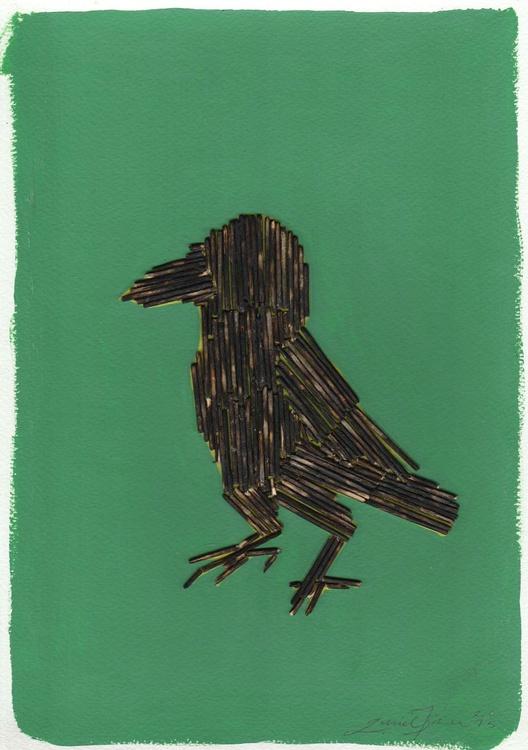 The Burnt Crow - Image 0
