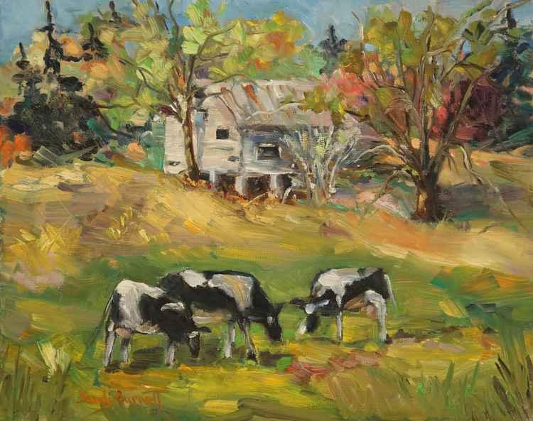 Twin Oaks Homestead -