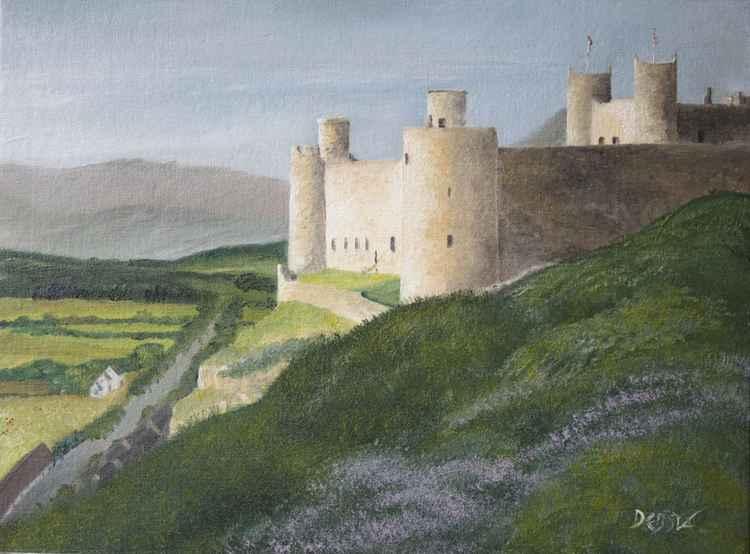 Harlech Castle -