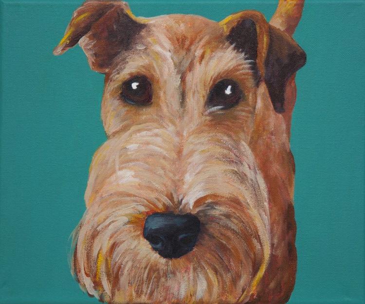 Irish Terrier - Image 0