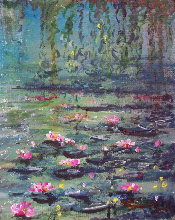 Lily Pond Green - Image 0