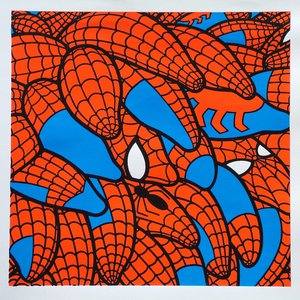 Spidey Pods by Wayne Chisnall
