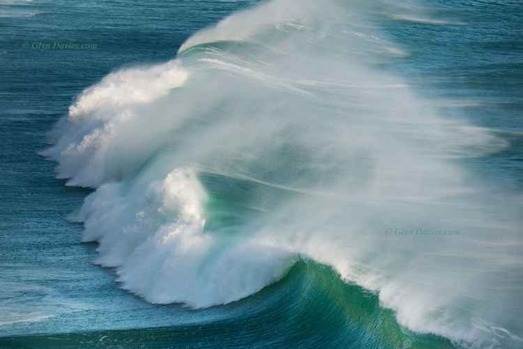 Waves of Emotion, Porthcurno -