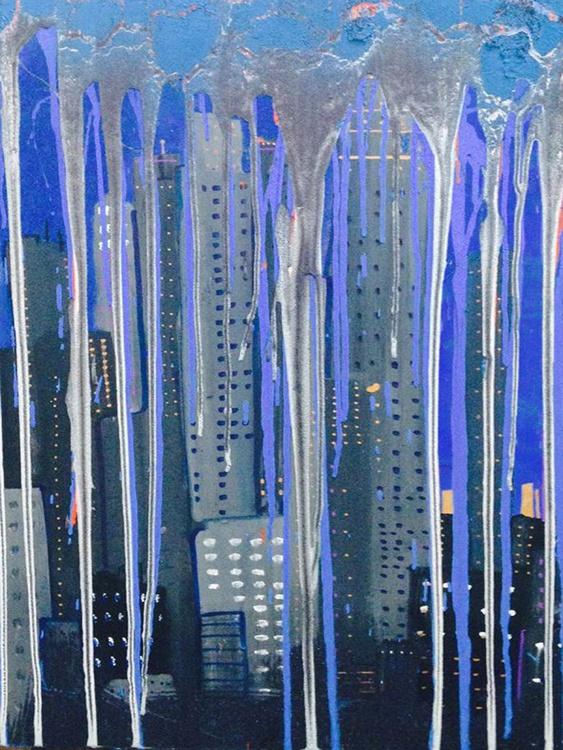 Blue horizon - Image 0