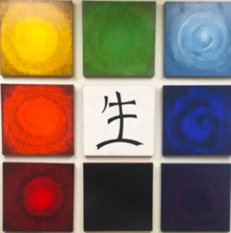 Squares of Light - Image 0
