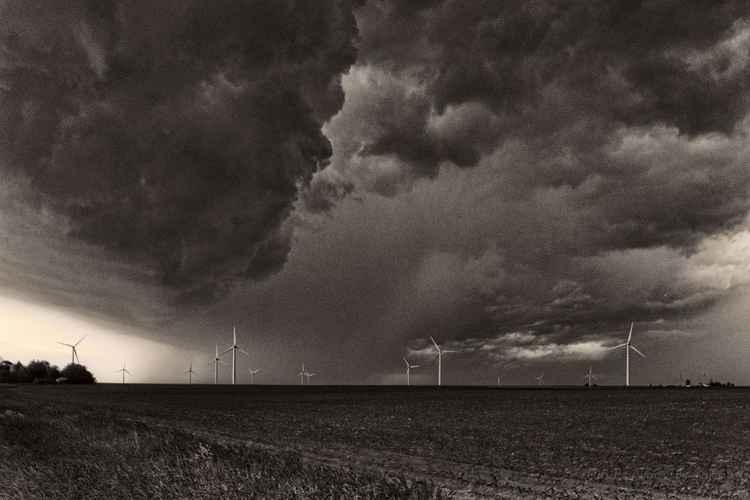 Prairie Fury -