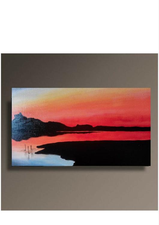 Late sunset - Image 0