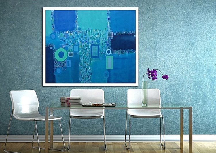 Calm Waters (EXTRA LARGE) - Image 0