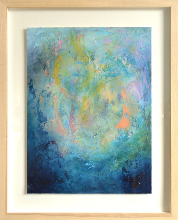 Framed Abstract - Fresh New Day - Image 0