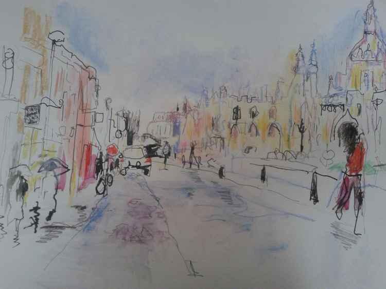 Trinity Street -