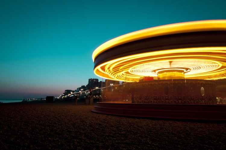 Brighton Beach Carousel