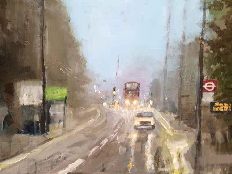 London Suburban Fog No.2