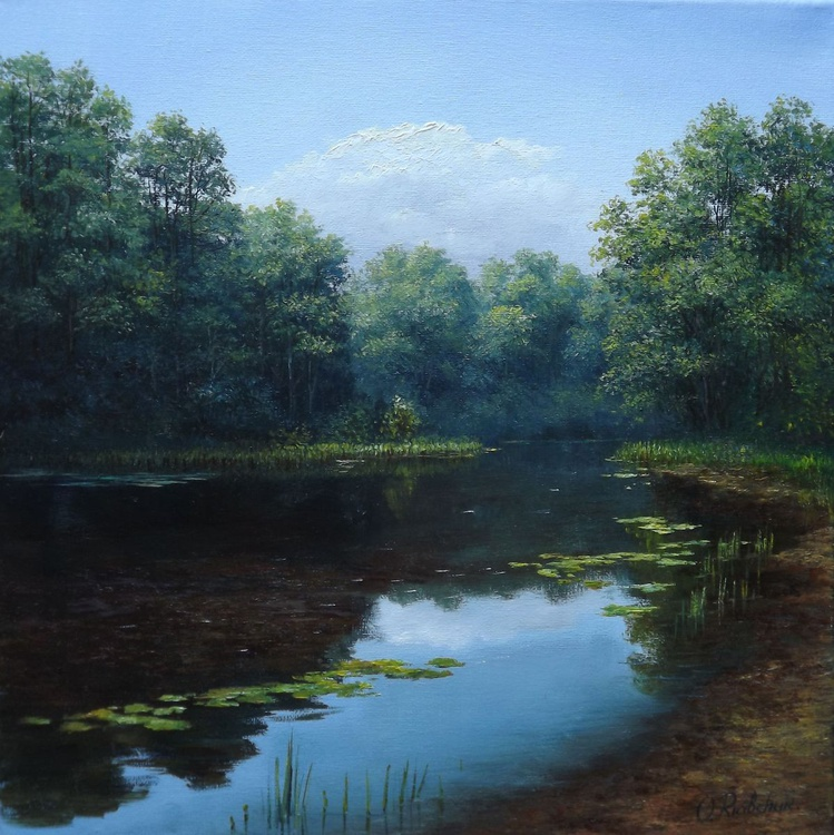 Summer River 3 - Image 0