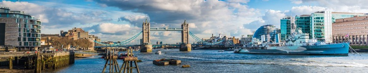 Thames, Eastwards - Image 0