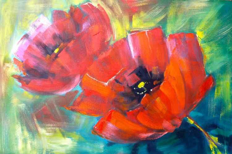 'Poppies' -